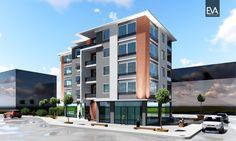 Facade, Multi Story Building, Architecture, Arquitetura, Facades, Architecture Design, Architects