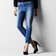 G-Star RAW - 3301 Relaxed Tapered - Women - Jeans