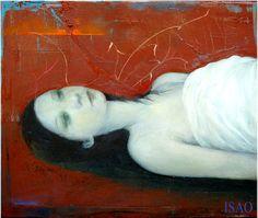 by Isao Tomoda On a quiet night,I saw the moonlight.....