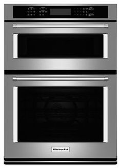 """Learn about features and specifications for the 27"""" Combination Wall Oven with Even-Heat™  True Convection (lower oven) (KOCE507ESS)"""