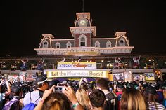 One More Disney Day welcome ceremony by insidethemagic, via Flickr
