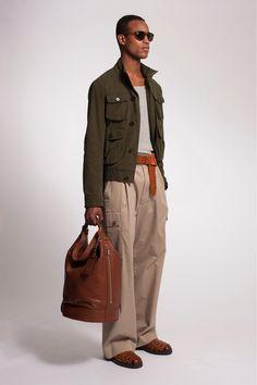 True Fashionista NowMichael Kors: S/S14 Menswear Collection - True Fashionista Now