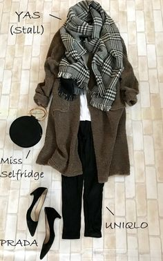 You can wear it right now! Winter Outfits Women, Fall Outfits, Casual Outfits, Cute Outfits, Fashion Outfits, Fashion Clothes, Foto Fashion, Trendy Fashion, Winter Fashion