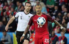 Portugal X Áustria_Euro 2016