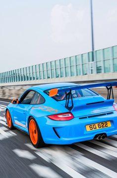 Read More About Porsche 911 GT3 RS...
