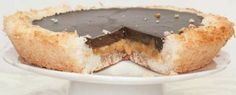 Čokoladna karamel pita