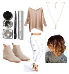 """""""Untitled #12"""" by lildcon on Polyvore featuring Forever 21, Boohoo and Bobbi Brown Cosmetics"""