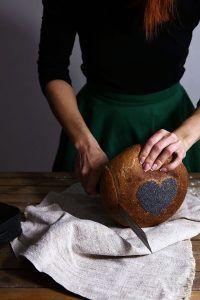 Kváskový chlieb od expertky na kváskovanie - a zvládneš ho aj ty ⋆ Fitlavia Food And Drink, Breads, Bread Rolls, Bread, Braids, Bakeries