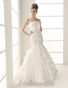 vestidos de novias sirena