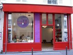 Paris | Le verre volé..wine shop cusine