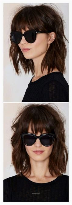 Perfect Shaggy with bangs hair style.  The post  Shaggy with bangs hair style….  appeared first on  Hair by Terry .
