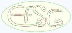 EFS G Letters, Letter, Lettering, Calligraphy