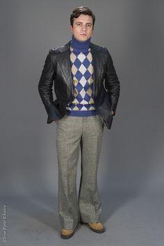 Jorge Moreira (João Baptista) - moda de Lisboa dos anos 70