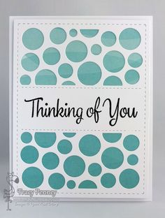 YNS Products: Stamps: Whatnot Sentiments Seven stamp  Dies: Circle Panel die  Paper: YNS Swirly Fun paper