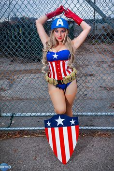 Lady from captain america naked pics 708
