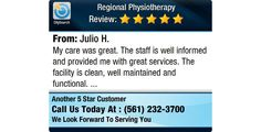 My care was great. The staff is well informed and provided me with great services. The...
