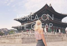 Travel can be an expensive hobby. Whether we are roaming around South Korea or flying to some exciting country on vacation, we are always being mindful of our finances and the cost of our adventures. By budgeting and seeking out affordable alternatives to what is easy and first presented, we are able to more easily