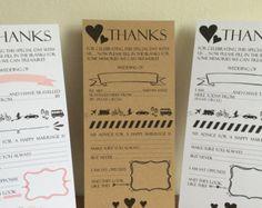 Wedding advice cards Wedding advice Wedding cards Wedding