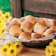 Honey Whole Wheat Rolls - These rolls have great taste and texture.