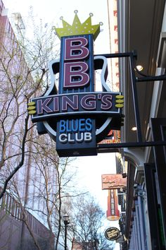 No, Nashville is not just about country music, it's about ALL music...Jazz, Rock...it's all here to be enjoyed!  While you're enjoying the Jazz at BB Kings, munch on some fried pickles or catfish bites! #onlyinnashville