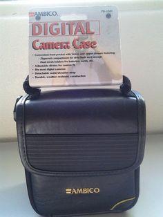 New Ambico PD-1501 Digital Camera Case #Ambico