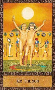 Ancient Egyptian Tarot