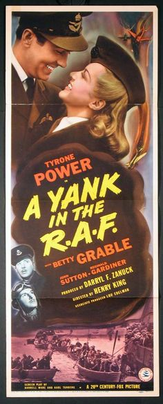 1941 movie posters stills | ... aviation aircraft posters war movie posters search all movie posters