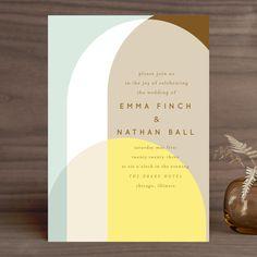 Wedding Invitation Inspiration, Cheap Wedding Invitations, Drake Hotel, Wedding Paper, Illinois