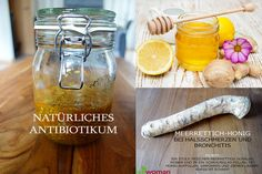 Gesund mit #natürlichemAntibiotikum und #natürlichenHeilmitteln