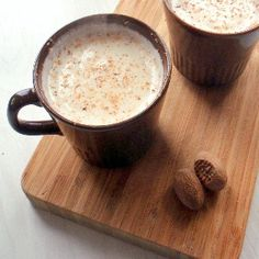 My grandma used to make this drink for us in the winter when we had a sore throat and couldnt sleep.  Home Remedies For Sleep..  one of them, Milk, Honey And Nutmeg