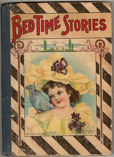 BedTime Stories by 'Playingwithbrushes', via Flickr