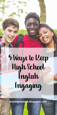 We're done. They're done. How do we keep lessons fresh and engaging when everyone is so tired? High School Classroom, Homeschool High School, English Classroom, High School Students, School Teacher, Classroom Ideas, English Teachers, School Life, Summer School