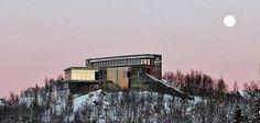 Hardangervidda Nasjonalparksenter / Norsk Villreinsenter (Sør)