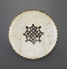 Iran or Afghanistan, Ceramic Bowl, 10th c.