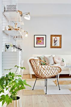 bjurfors, http://trendesso.blogspot.sk/2015/07/fabulous-swedish-light-apartment.html
