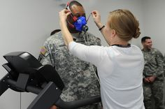 """The Camp Zama AWC has over $200,000 worth of equipment and technology to aid Soldiers, Family members, retirees and Department of the Army Civilians in """"individualized advice and exercise prescription"""" to clients at no cost. (U.S. Army photos by Noriko Kudo)"""