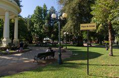 Plaza de Armas, Linares