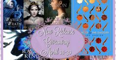 With Love for Books: April New Release Giveaway Hop