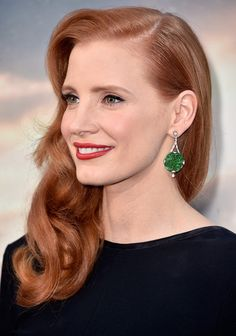 Jessica Chastain - 'Interstellar' Premieres in Hollywood — Part 3