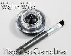 Wet n Wild Mega Eyes Creme Liner  (dupe for MAC's Blacktrack)