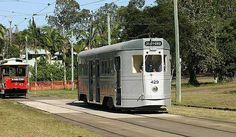 Brisbane Tramway Museum is a transport museum which preserves and displays trams and trolley-buses, most of which operated in Brisbane, Queensland, Australia. T... Get more information about the Brisbane Tramway Museum on Hostelman.com #attraction #Australia #museum #travel #destinations #tips #packing #ideas #budget #trips