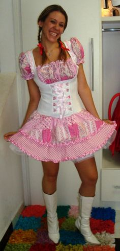 vestidos-para-festas-juninas-2014-7.jpg (769×1600)