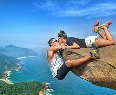 Pedra do Telégrafo Brazil Tag the one you love! Photo by @bruhdantas_ by naturerad