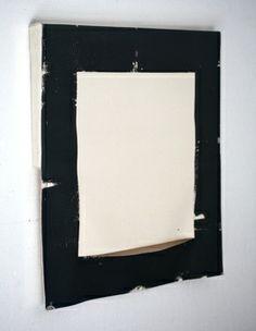Eugenio Espinoza, Time, 2011, Acrylic on canvas, 24 x 24 inches via artist