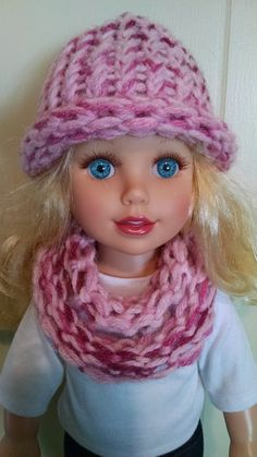 Hey, I found this really awesome Etsy listing at https://www.etsy.com/listing/218467298/infinity-knitted-scarf-and-hat-for-an