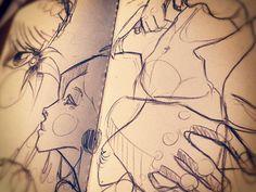 Sketches by Mc Baldassari