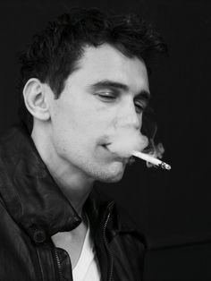 James Franco Yes kissies