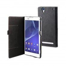 Funda Sony Xperia T2 Ultra Made for Xperia Slim Folio Negra $ 377.00
