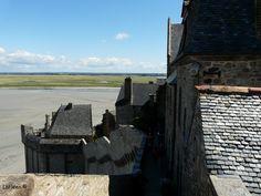 Les remparts du Mont st Michel
