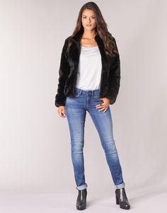 1812c21dacb63 G-Star Raw MIDGE MID STRAIGHT Bleu Medium Indigo Aged pas cher - Jeans Femme  Spartoo